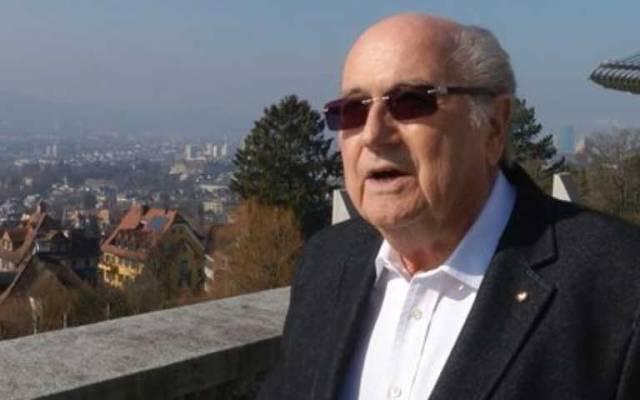 Blatter admite manipulación en sorteos europeos - Foto de AP