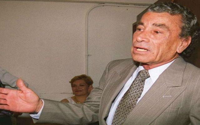 Alfonso Zayas recibirá reconocimiento de la industria del entretenimiento para adultos - Foto de El Universal