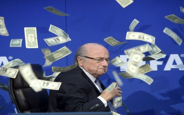 Joseph Blatter apela suspensión ante el TAS - Foto de AP.