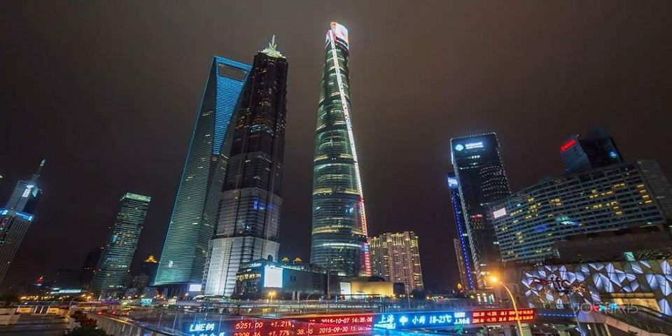 Torre Shanghai