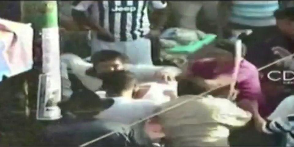 Video: policías impiden linchamiento en Tlalpan