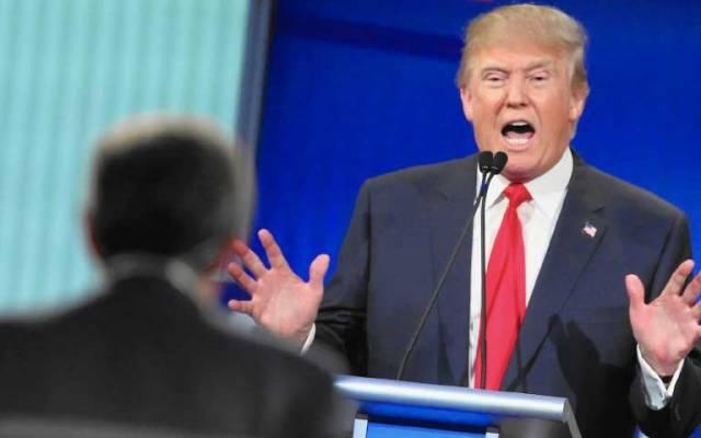 México prepara plan contra críticas en las campañas de EE.UU. - Donald Trump debate