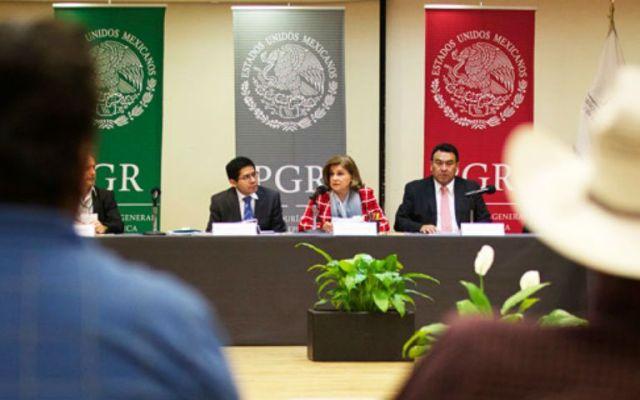 Investigación sobre la desaparición de los normalistas de Ayotzinapa continúa: PGR - Foto de PGR