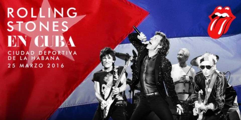 Envía de 'The Rolling Stones' mensaje a Cuba - Rolling Stones en Cuba