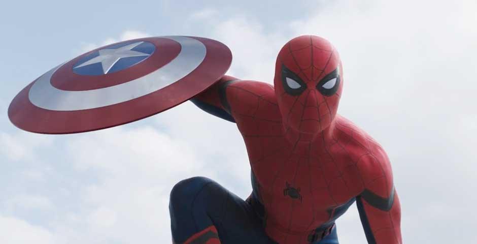 Spider-Man aparece en nuevo tráiler de 'Captain America: Civil War' - Foto de Marvel