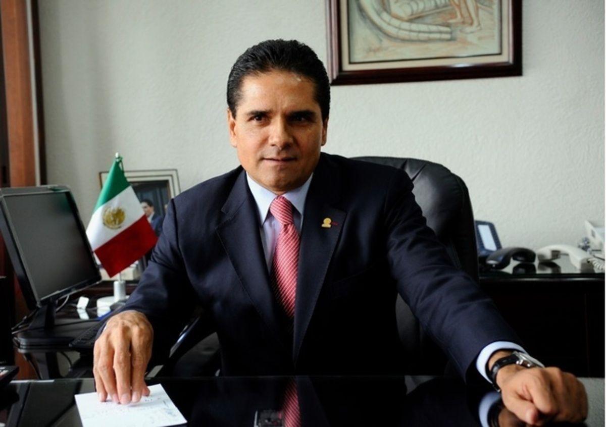 Silvano Aureoles, gobernador del estado de Michoacán