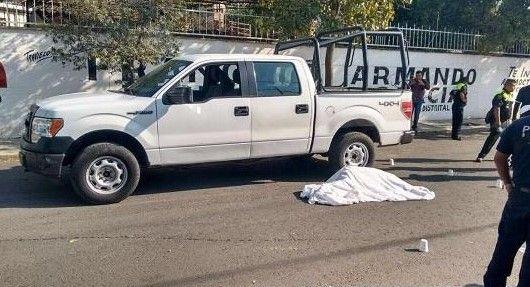 Asesinan a director de Desarrollo Económico de Valle de Chalco - Foto de Internet