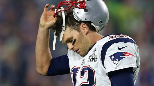 Comunicado de La Prensa sobre el robo de jerseys de Tom Brady - Tom Brady. Foto de Internet
