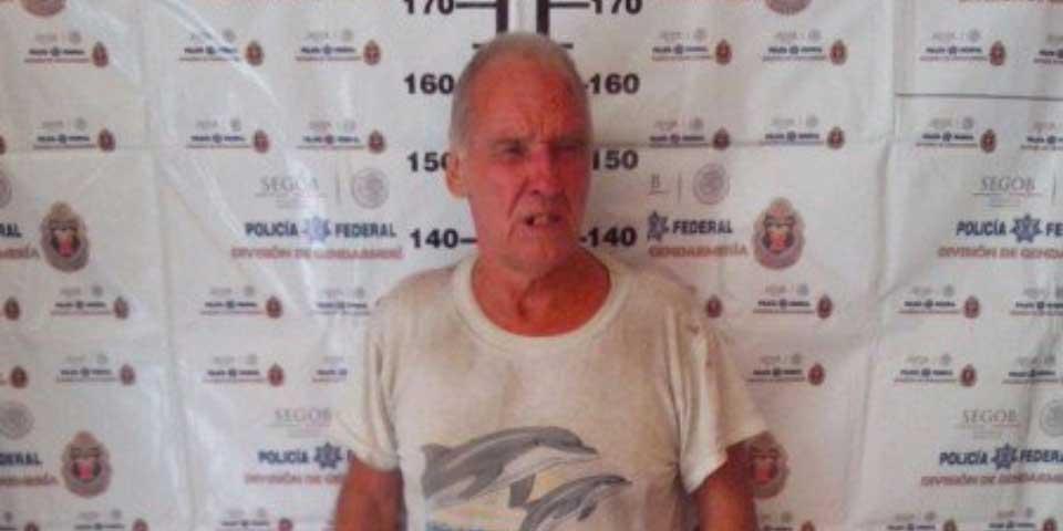Formal prisión a canadiense que abusó de niñas en Acapulco - Foto de Archivo