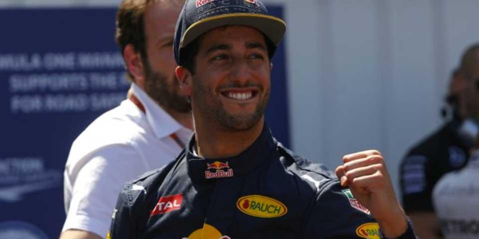 Daniel Ricciardo se queda con la pole en Mónaco - Foto de F1