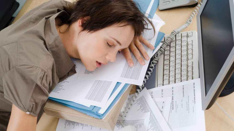 Presión arterial baja con sueño después de comer