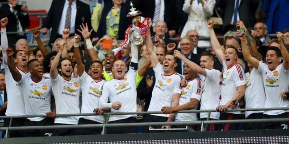 Manchester United gana la FA Cup - Foto de Manchester United