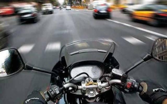 Motociclista arrolla a cuatro personas en la Miguel Hidalgo - Foto de Internet