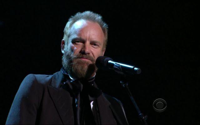 Sting anuncia tres conciertos en México - Sting. Foto de YouTube
