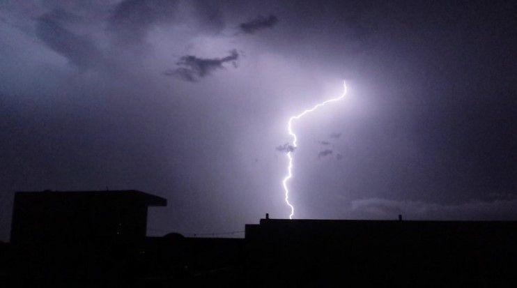 Advierten por temporada de tormentas eléctricas en el país - Foto de @cobostv