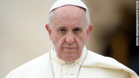 Grupos marginados por la Iglesia merecen una disculpa: Papa Francisco - Foto de Internet