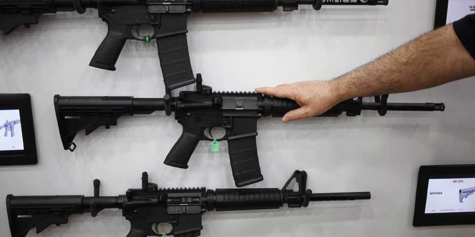 Fusil utilizado en masacre de Orlando es usado por terroristas y militares - Foto de Bloomberg