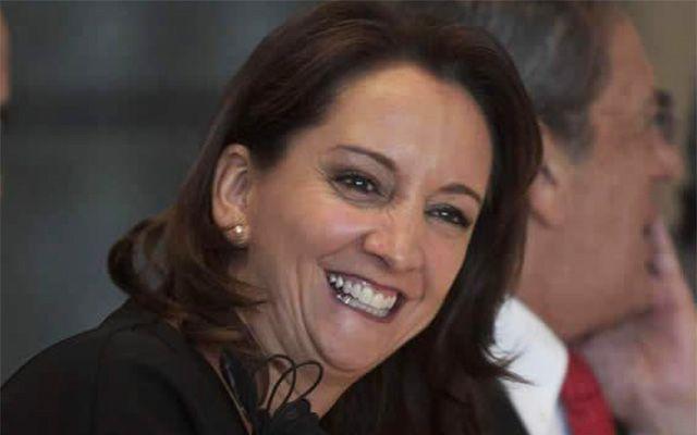 Claudia Ruiz Massieu a la Secretaría General del PRI - Foto de Internet