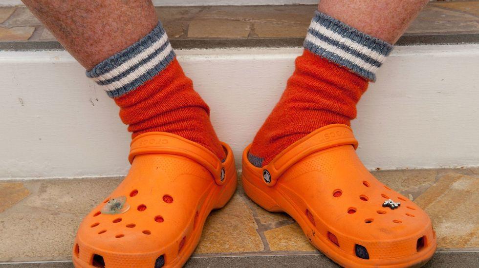 3ca46f144 Investigación revela que los Crocs son malos para los pies - Foto de  Internet