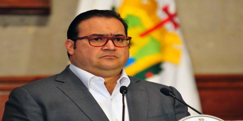 Giran orden de aprehensión contra Javier Duarte - Foto de Fotover.