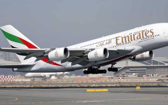 Túnez suspende vuelos de Emirates por veto a mujeres - Emirates. Foto de planespotters.net