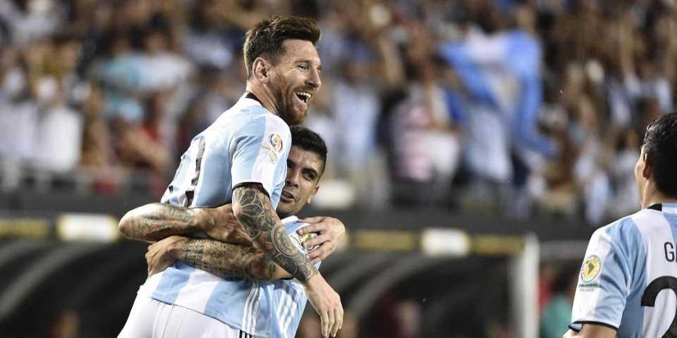 Messi va de titular por primera vez en Copa América ante Venezuela - @FCBarcelona