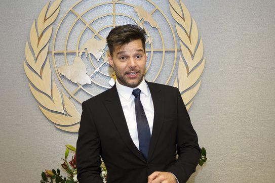 El cantante se desempeña como embajador de Buena Voluntad del Fondo de Naciones Unidas para la Infancia (UNICEF). Foto de Internet