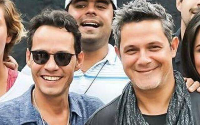 Video: Alejandro Sanz estrena dueto con Marc Anthony - Foto de Internet