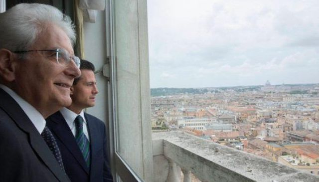 Presidente de Italia acorta visita a México por ataque en Bangladesh - Foto de Internet