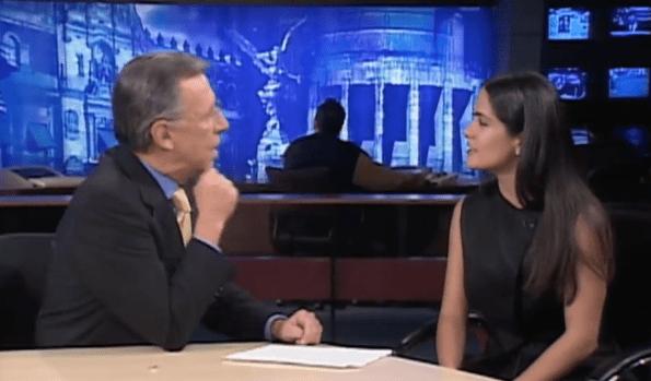 #16añosconJoaquin Entrevista a Salma Hayek