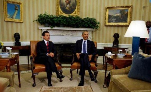 """""""Colaboraremos con el próximo presidente de los EE.UU."""": EPN - Foto de Internet"""