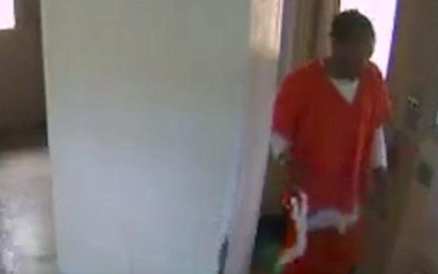 Video: reo estrangula a guardia en Ohio
