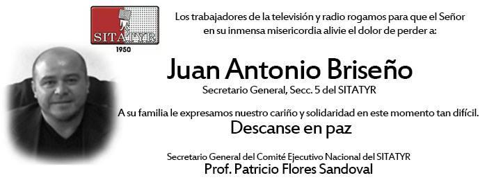 El Sitatyr manifestó su dolor por la pérdida de su líder en León. Foto de @Sitatyr_CEN