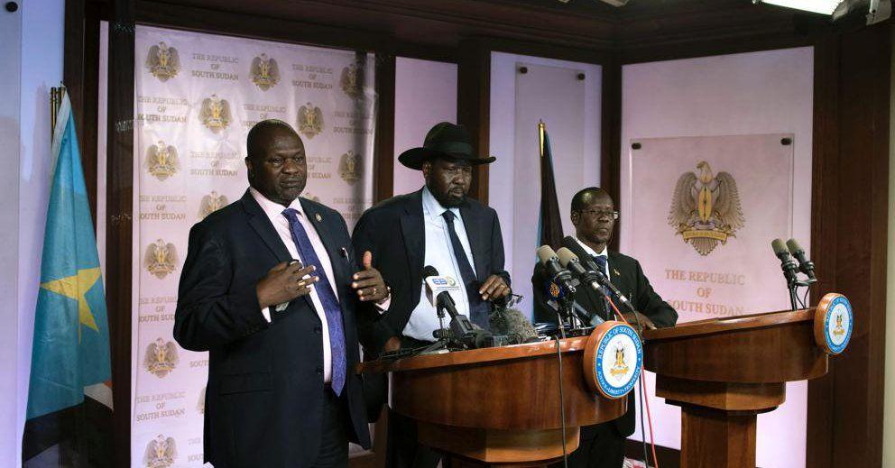 Tiroteo en Sudán del Sur deja más de 110 muertos - Foto de AFP.