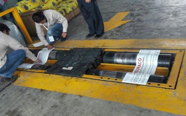 Suman 101 los verificentros inspeccionados en la Megalópolis - Foto de Profepa.