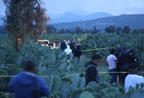 Enfrentamientos por el robo de combustible deja 4 muertos en Acatzingo