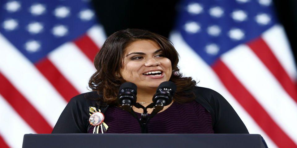 Eligen a mexicana indocumentada como oradora en la Convención Demócrata - Foto de internet