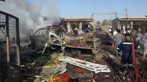 Atentado en Bagdad deja al menos 12 muertos
