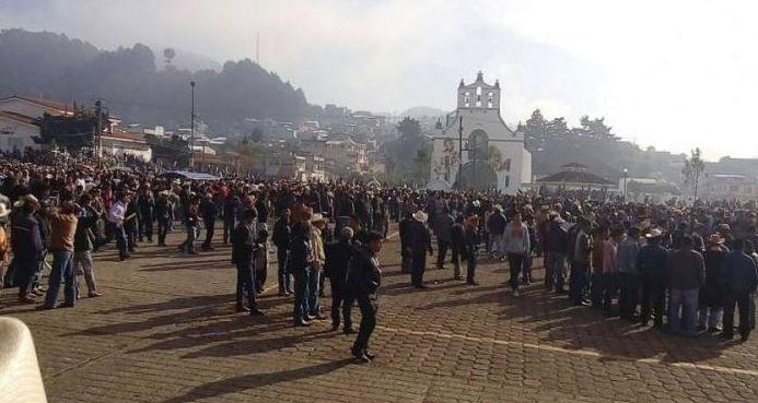Detienen en Oaxaca a presunto asesino de alcalde de San Juan Chamula