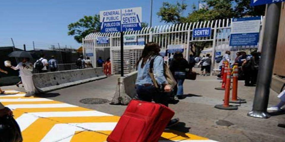 Inauguran acceso peatonal El Chaparral-San Ysidro - Foto de México Nueva Era
