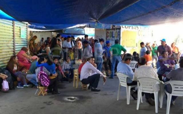Cancelan evaluación docente en Oaxaca - Foto de Quadratín