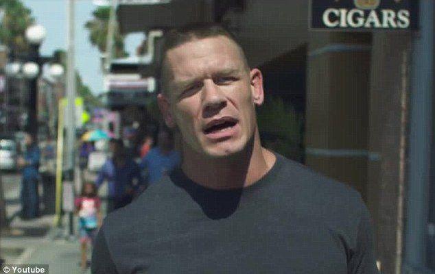 Video: el mensaje de John Cena por el 4 de julio