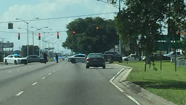 Elementos de policía acudieron para asegurar la zona. Foto de internet