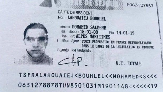 Dudan que agresor en Niza sea del Estado Islámico - Foto de Internet