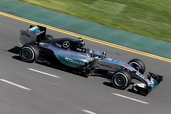 Rosberg saldrá desde la pole en el GP de Japón - Foto de Internet
