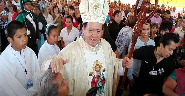 Norberto Rivera pide perdón en misa