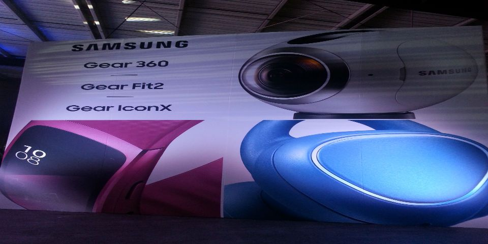 Samsung presenta tres nuevos productos