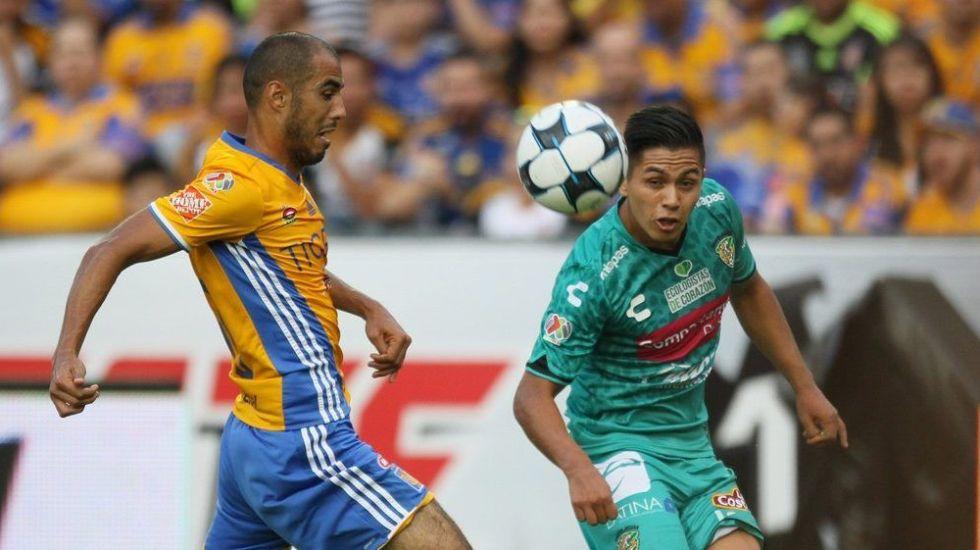 Tigres muestra superioridad ante Jaguares y gana 1-0 - Foto de Twitter
