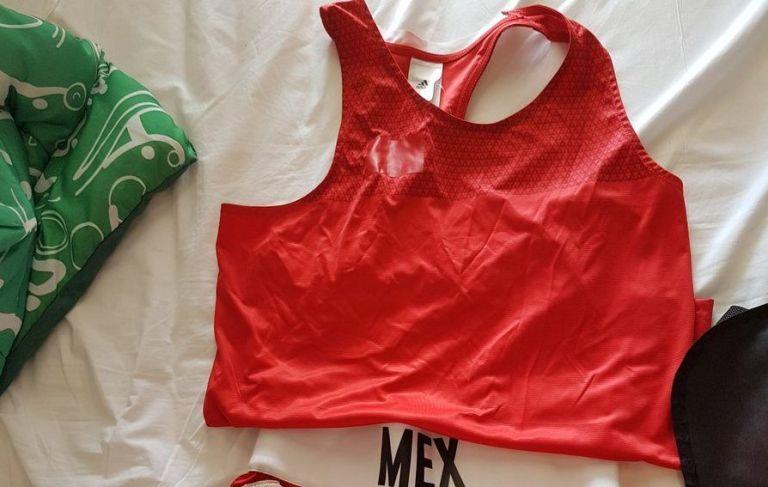 COI supervisó uniformes de atletas mexicanos: COM - Foto de @EliasEmigdio