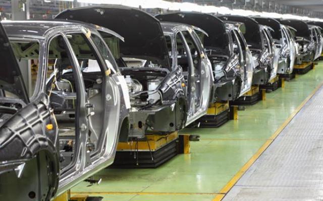 Industria automotriz reporta alza de 11.8 por ciento en producción - Foto de Internet